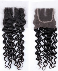 Virgin Hair Lace Closure Island Curl, best hair closures, affordable virgin hair