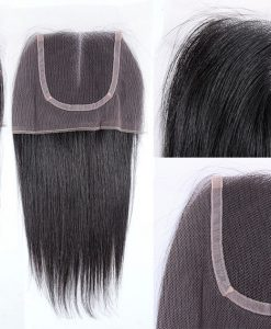 Virgin Hair Lace Closure Natural Straight, straight hair weave, affordable virgin hair